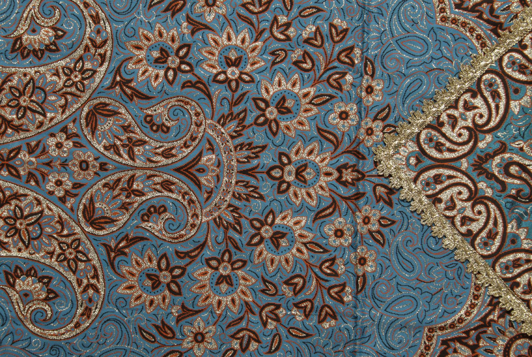 gebetsteppich aus yazd blau orient shop mevlevihane bazar. Black Bedroom Furniture Sets. Home Design Ideas